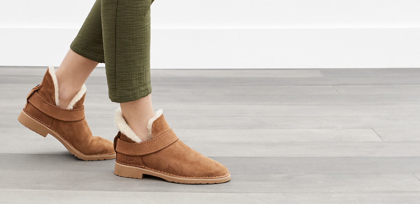 ugg mckay ankle boot