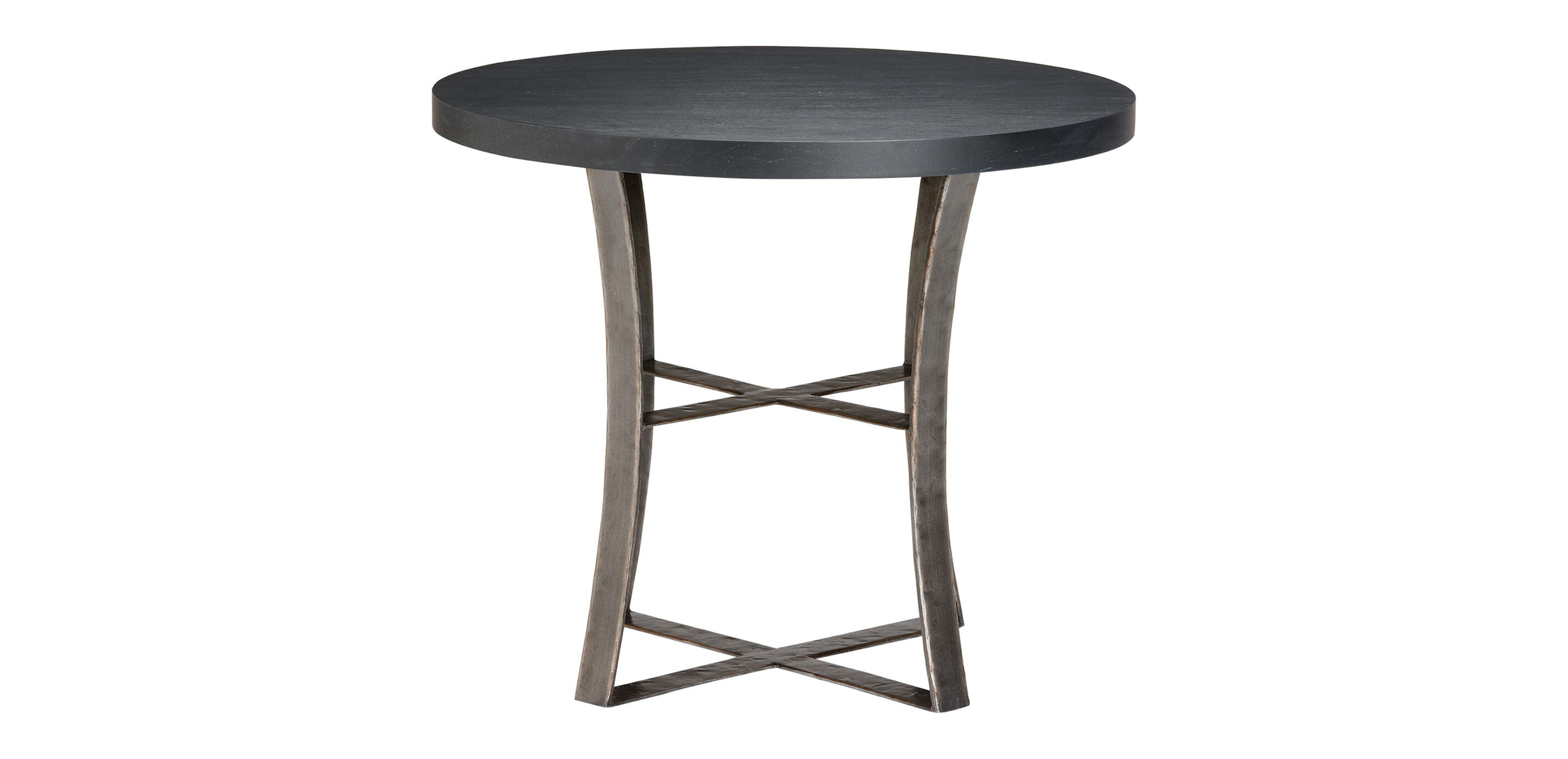Roswell Round End Table , , Alt