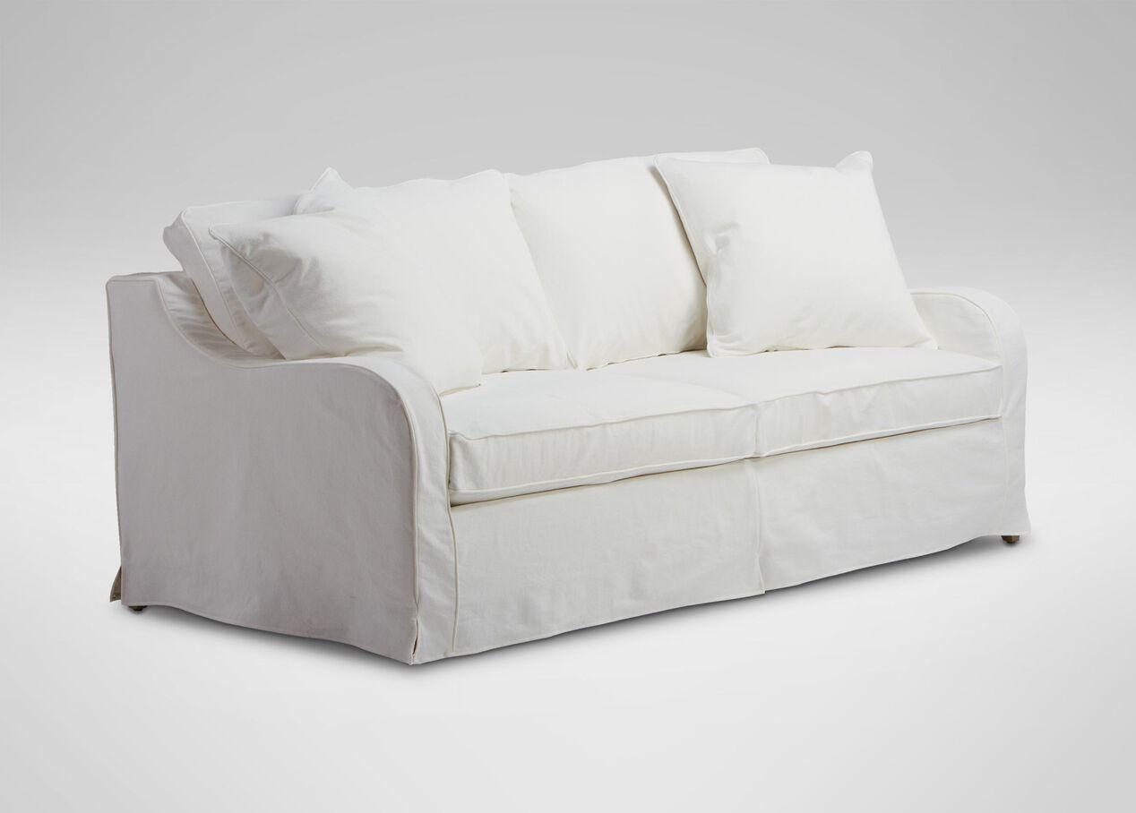 Dylan Slipcovered Sofa Sofas & Loveseats