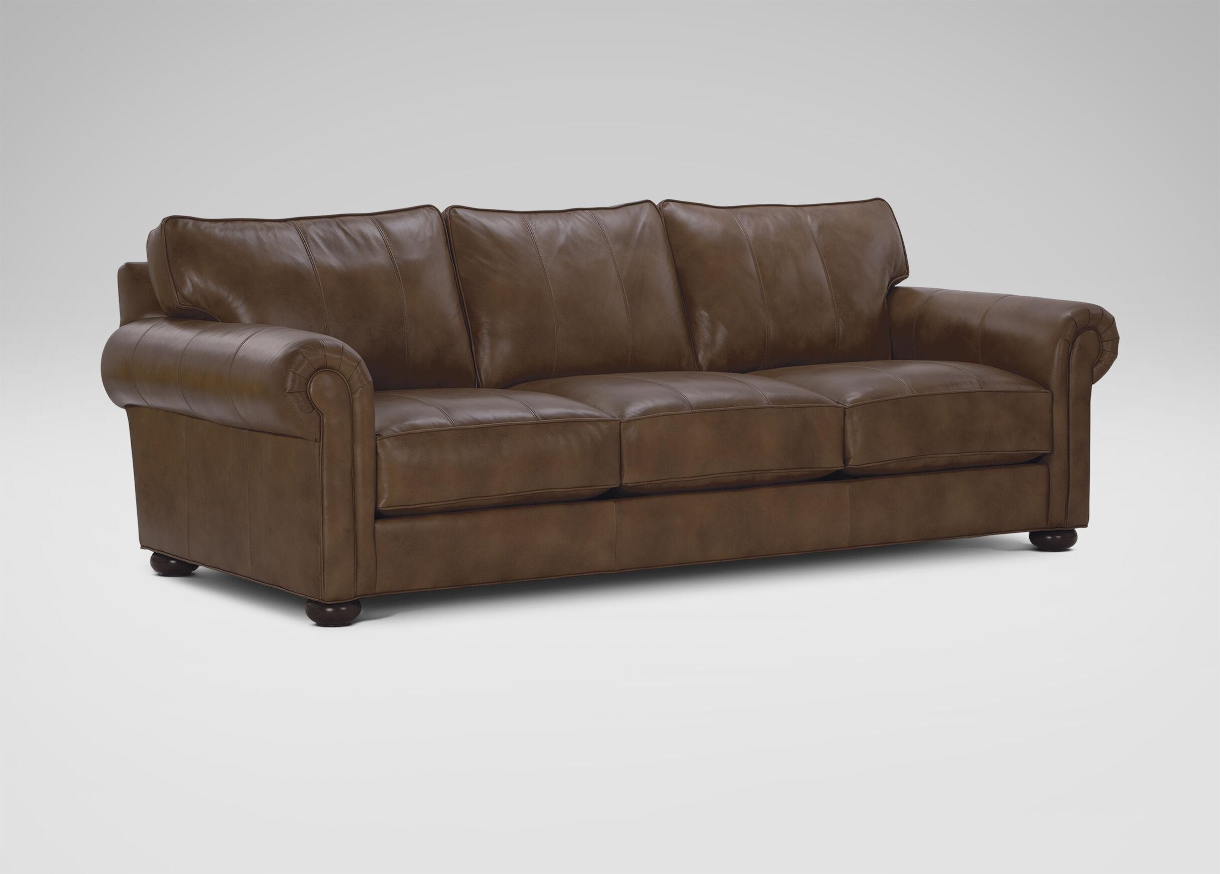 Richmond Leather Sofa , , Alt Nice Look