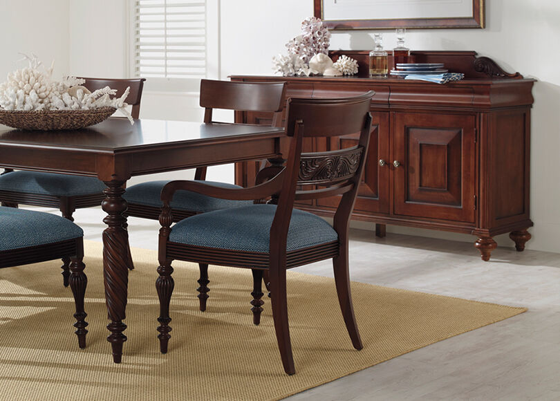 Livingston Dining Table , , Alt