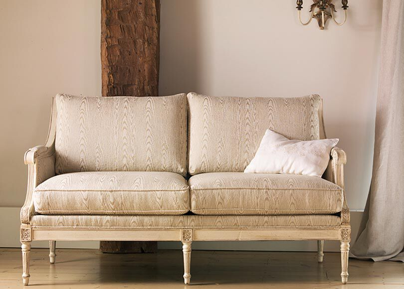Beautiful Fairfax Loveseat , , Alt