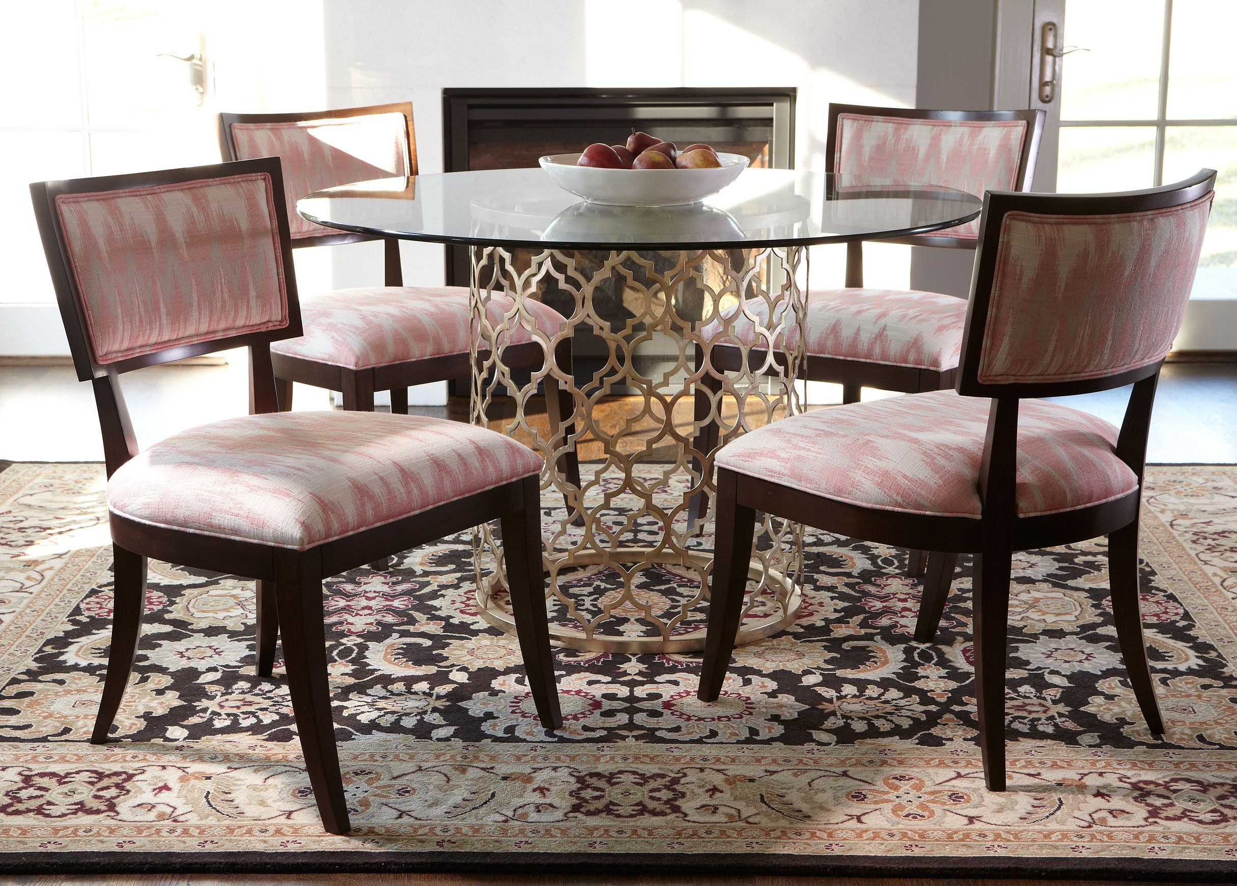 High Quality Tracery Dining Table , , Alt