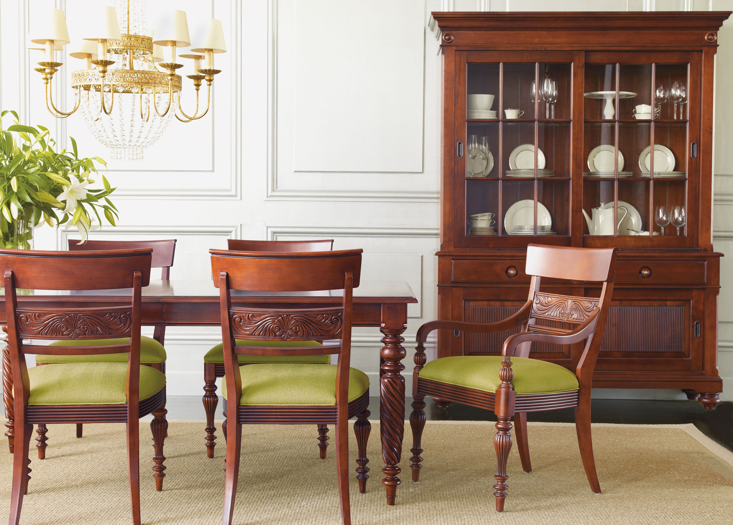 Awesome Livingston Dining Table , , Alt