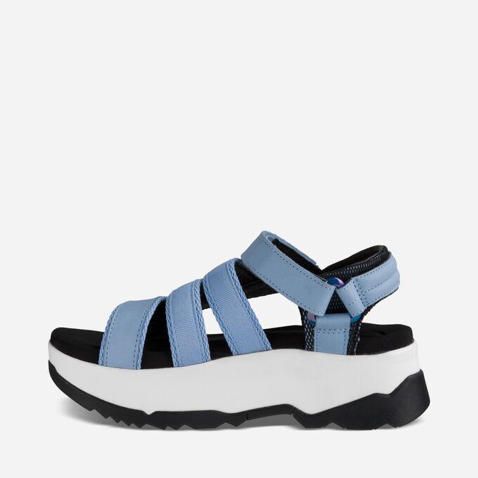 Teva 174 Zamora Women S Flatforms Sandals Free Shipping