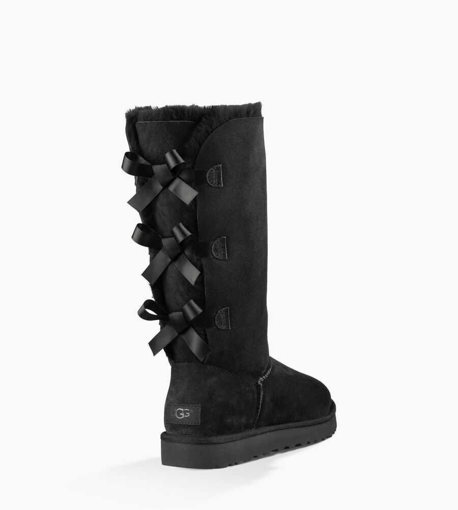 tall bow ugg boots
