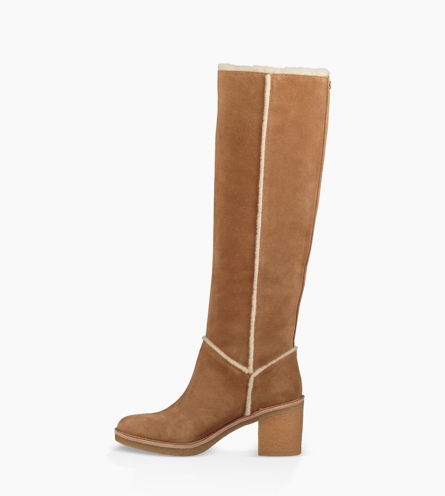 tall uggs outfit