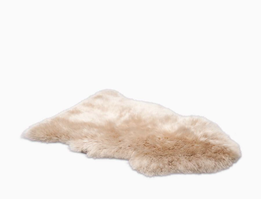 Sheepskin Area Rug-Single - Image 1 of 2