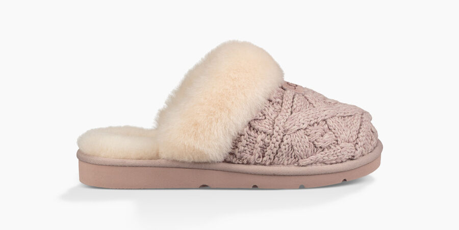 Knitting On The Net Slippers : Women s cozy cable slipper ugg official