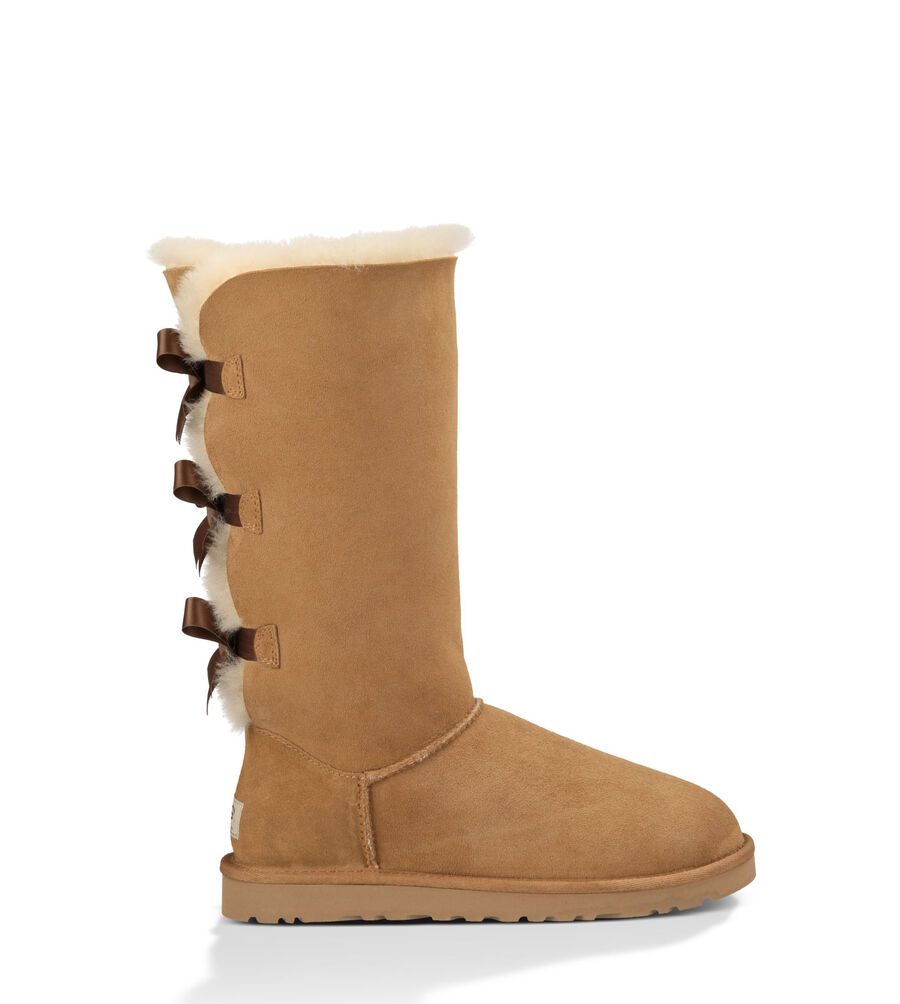 uggs tall bailey bow boots