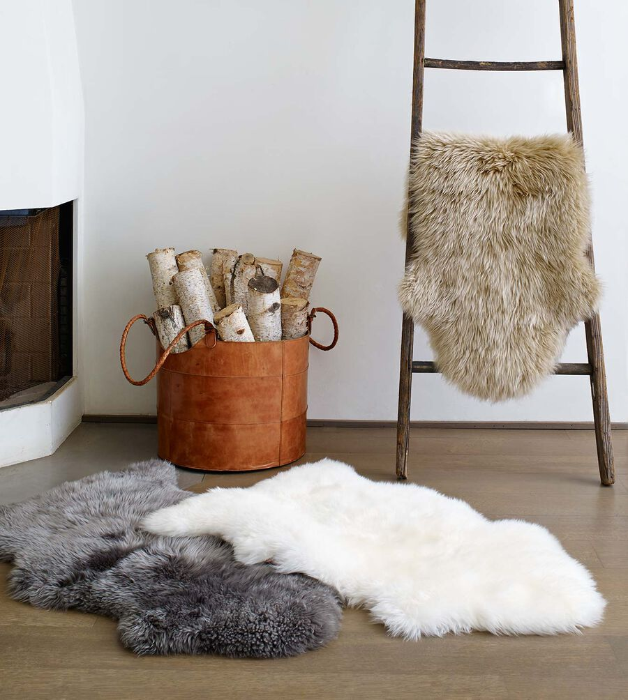 Sheepskin Area Rug-Single - Image 2 of 2
