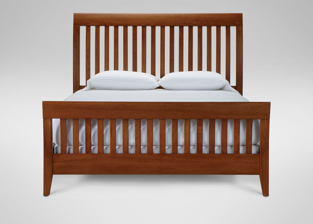 Teagan Sleigh Bed | Beds