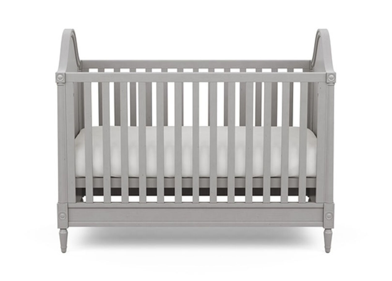 Ethan allen crib for sale - Sweet Sleep Crib Large_gray