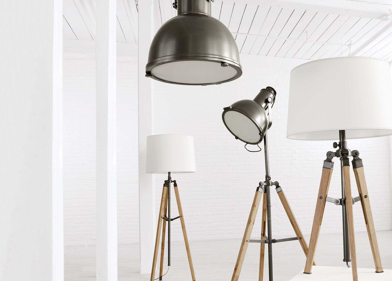 Surveyor s Bronze Floor Lamp     alt. Surveyor s Bronze Floor Lamp   FLOOR LAMPS