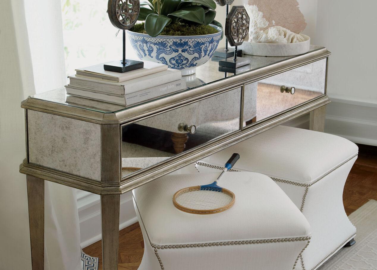 vivica sofa table | console tables