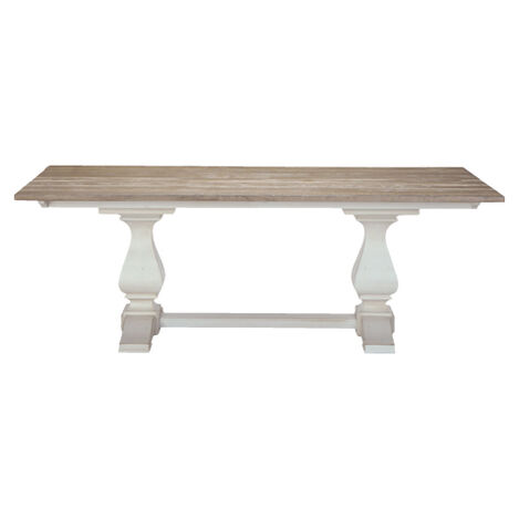Cameron Rustic Dining Table ,  , large
