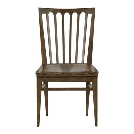 Benham Wood-Seat Side Chair ,  , large