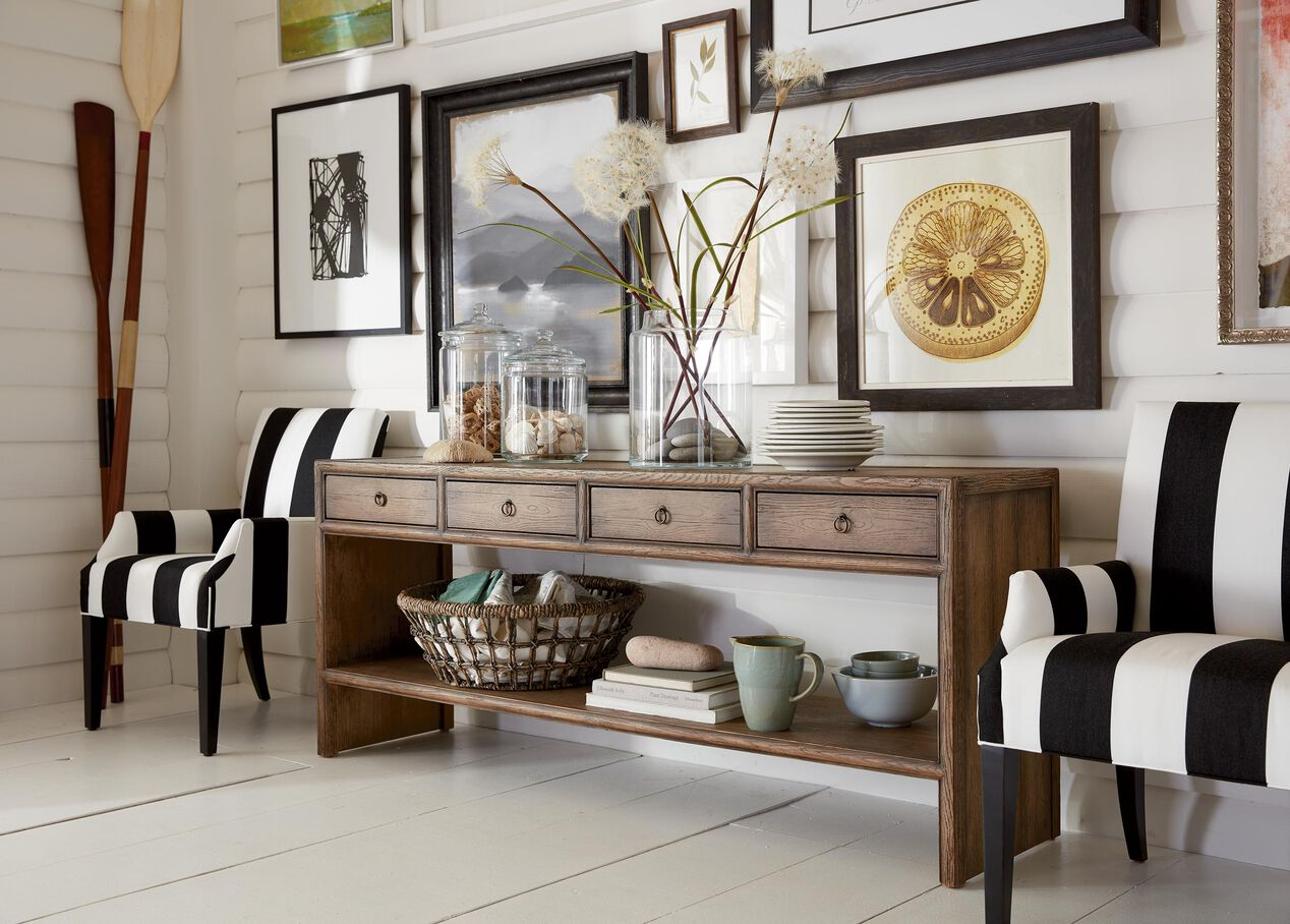 Picture Large Console Table