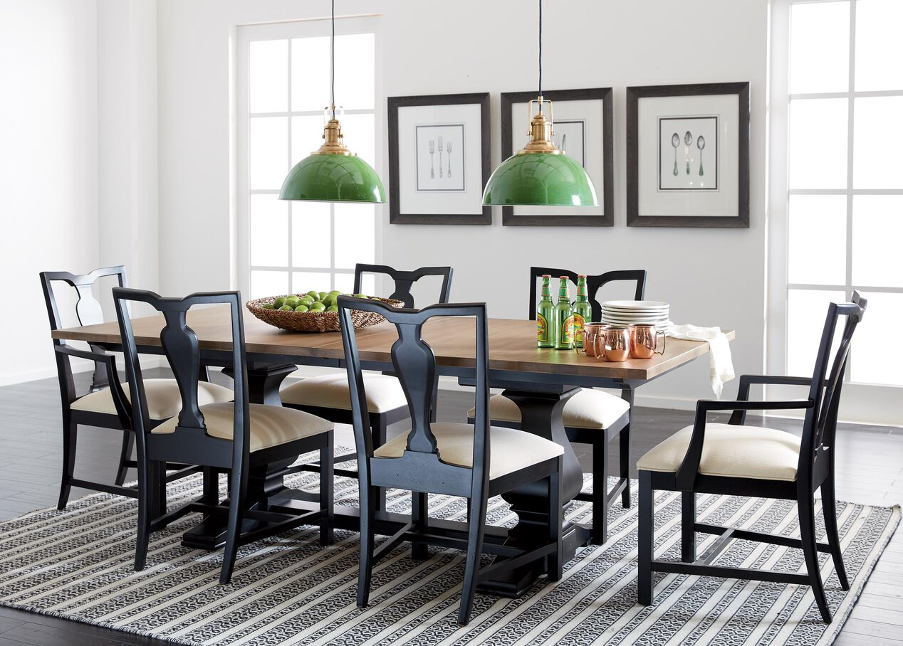 Cameron Extension Dining Table Dining Tables
