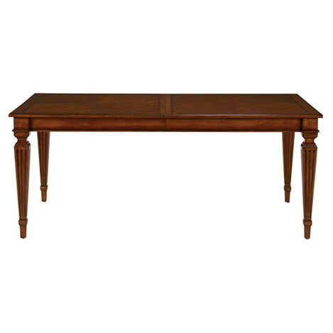 Dining room tables ethan allen canada for V dining room table