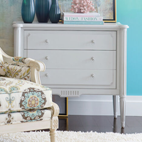 Shop Bedroom Dressers Amp Chests White Dressers Ethan Allen
