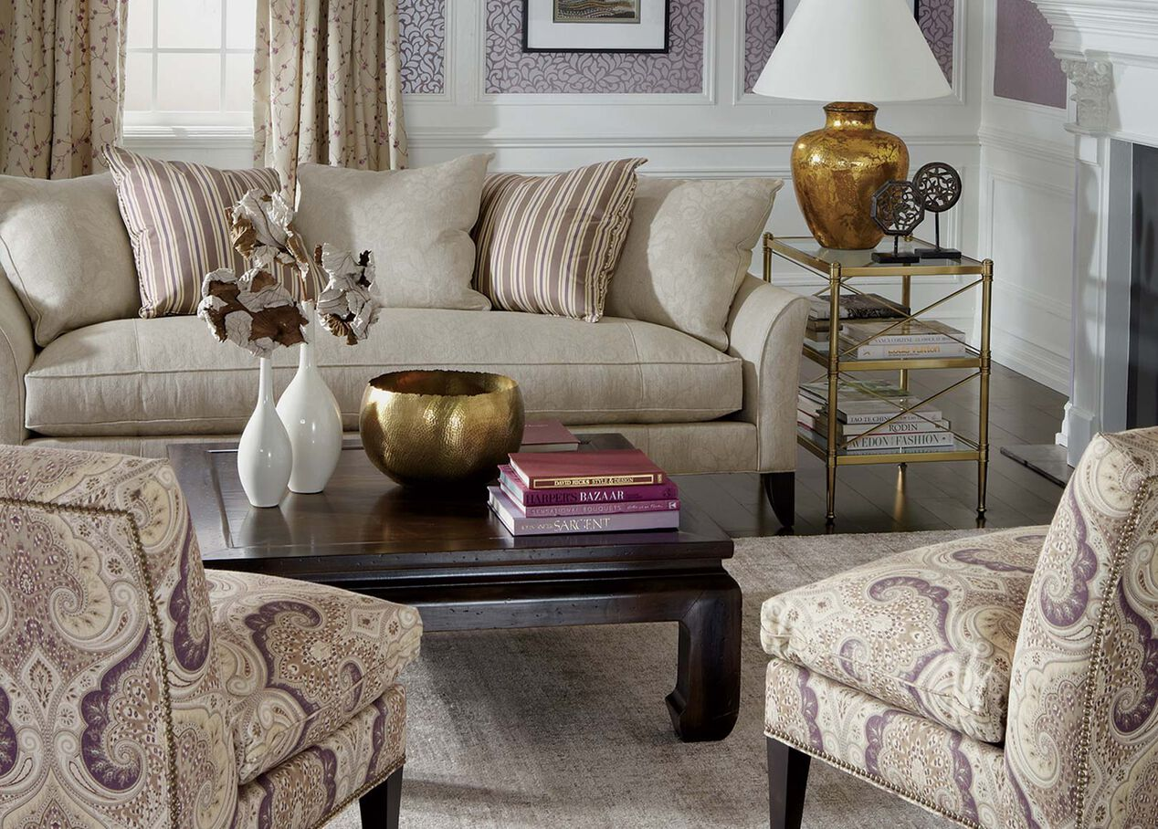 Dynasty Square Coffee Table Coffee Tables